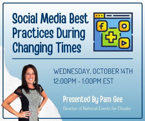 Social Media Best Practices During Changing Times