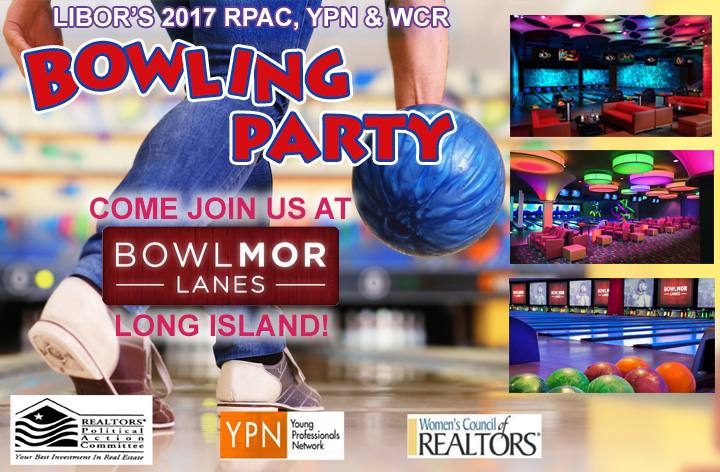 LIBOR RPAC bowling party 2017