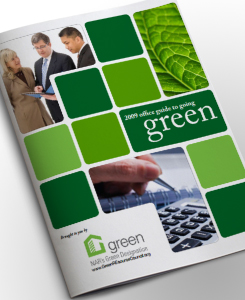 Office Guide to going Green