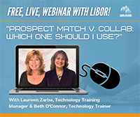 Prospect Match Vs. Collab Webinar